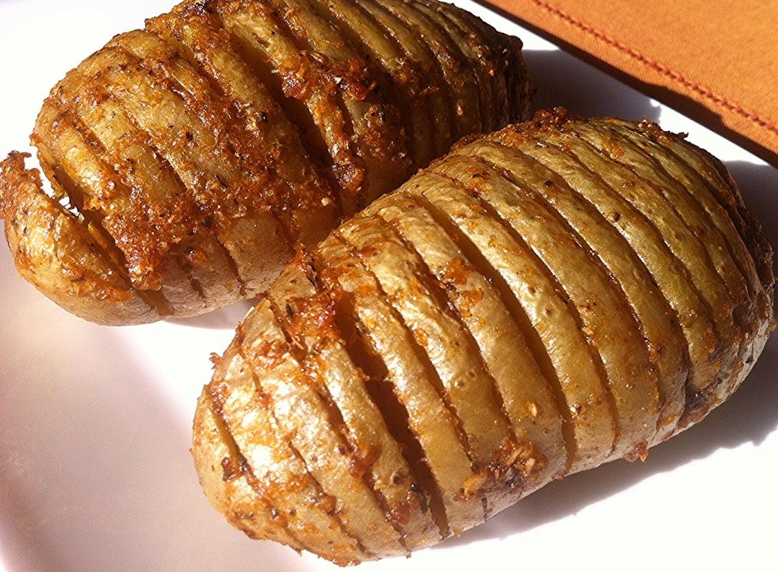 Les pommes de terre suédoises