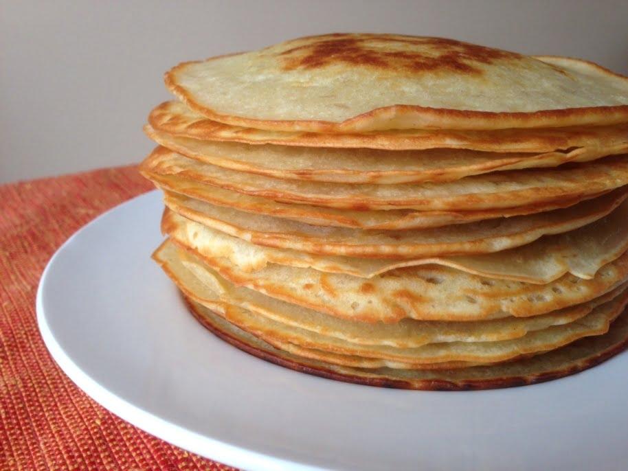Les Pancakes à la Banane