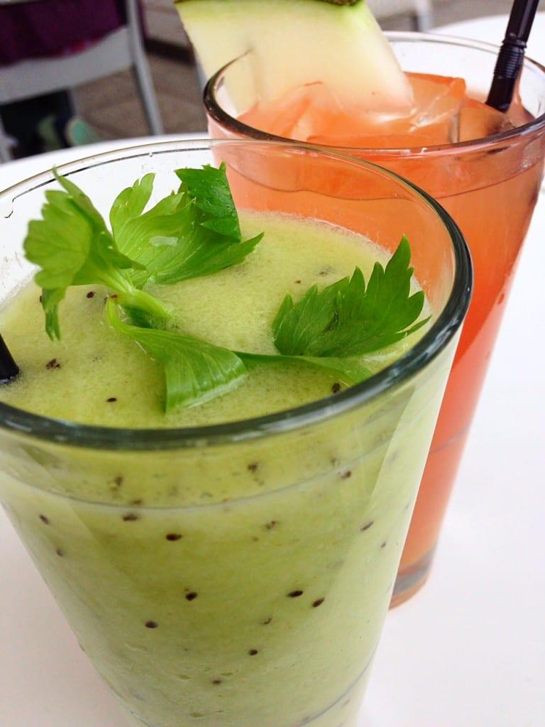 Cocktail Paradis du fruit