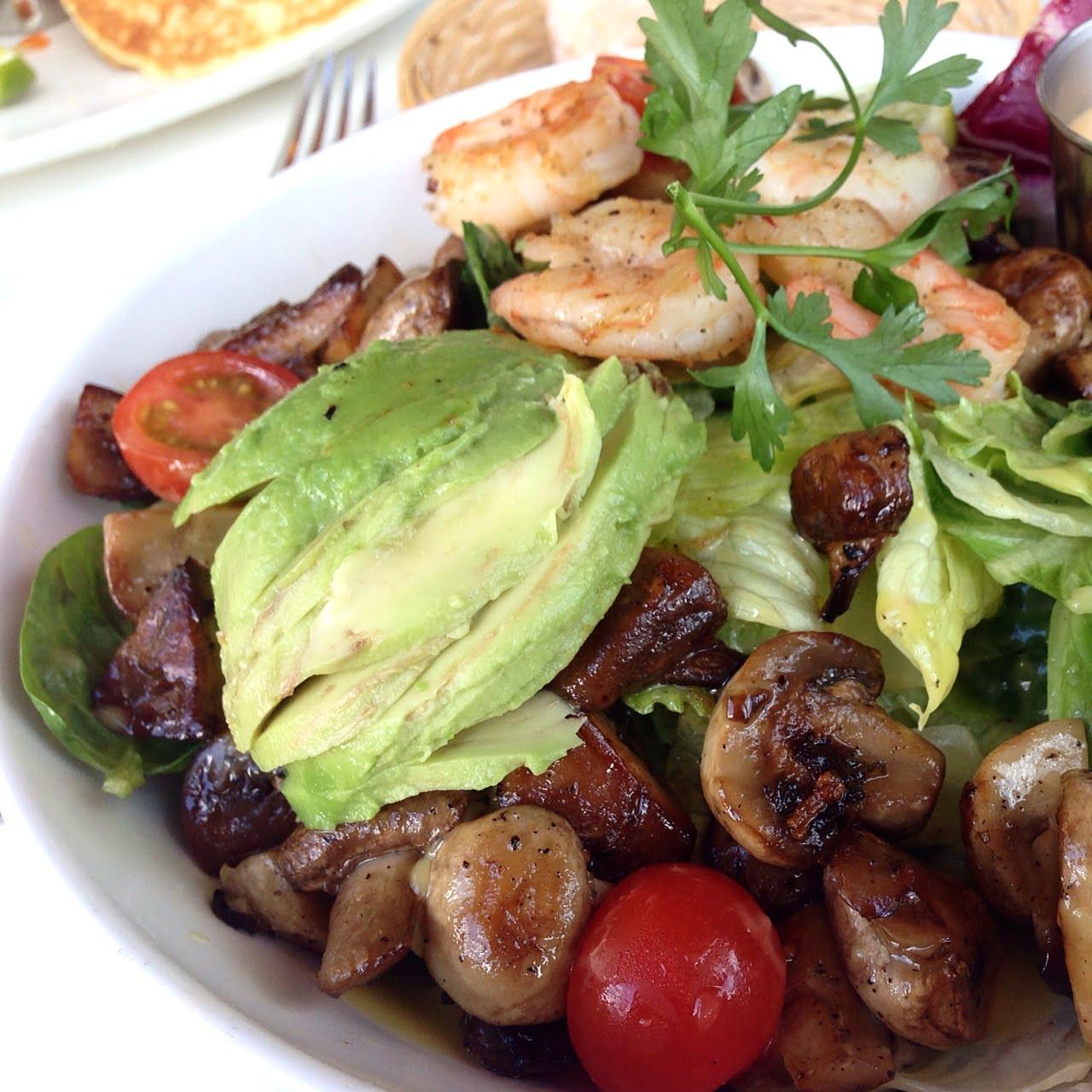 Salade fraicheur #2: Ma salade du «Paradis du fruit»