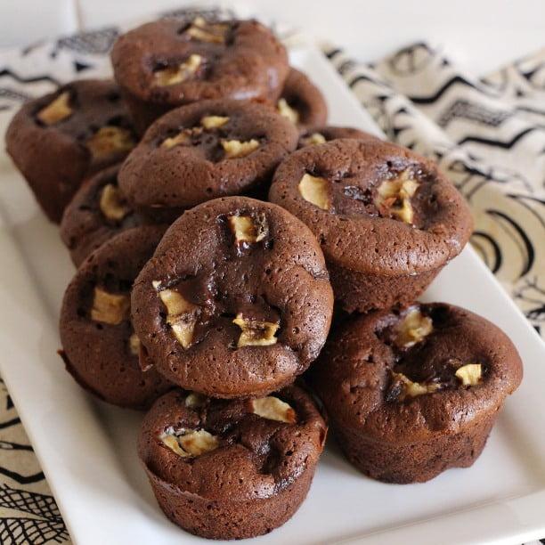 Les Petits Moelleux Chocolat-Banane