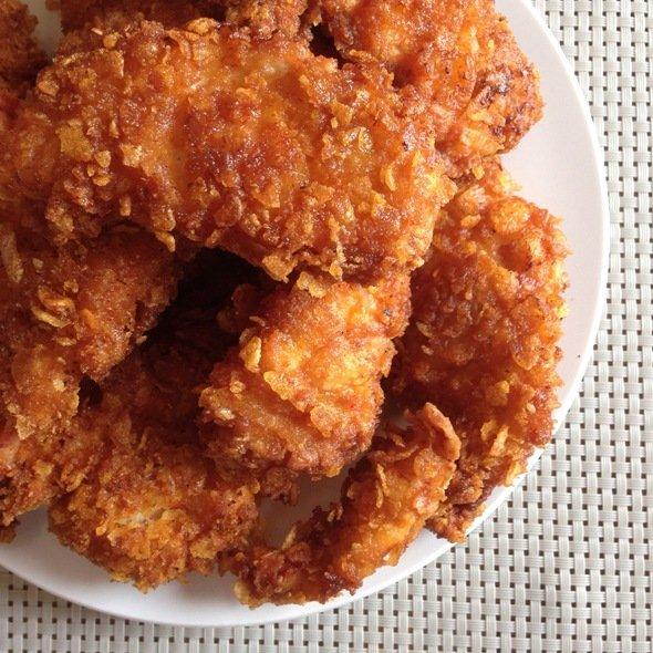 Fried Chicken ou poulet frit (version #2)