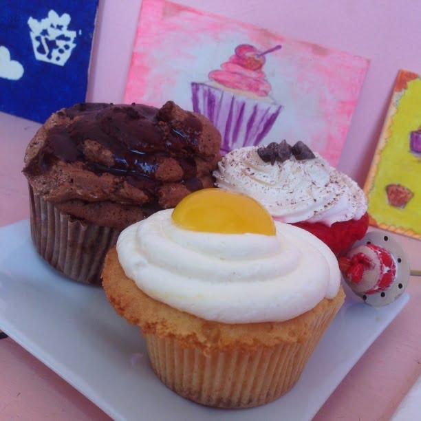 J'ai découvert Gogo's Cupcakes!