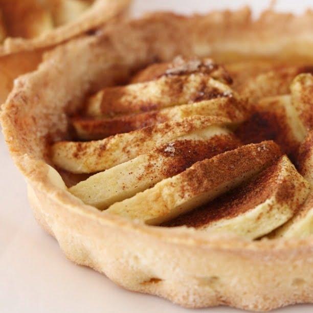 La Tarte aux Pommes Facile et Rapide