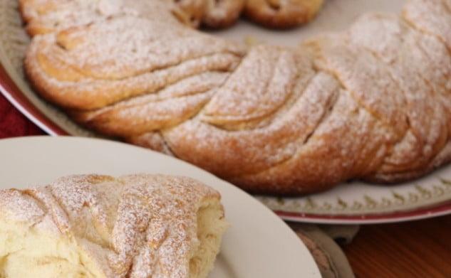 Le Kringel estonien, la brioche torsadée au sucre et à la cannelle
