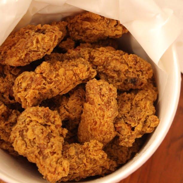 DFC – Le meilleur poulet frit de Dakar!