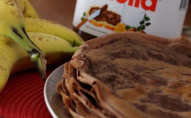 Les Crêpes au Chocolat