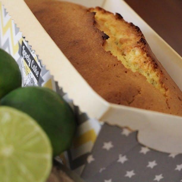 Le Cake au Citron Facile