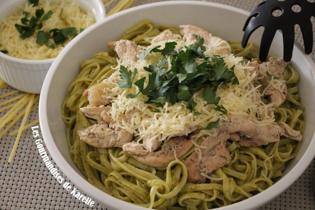 recette des 3 171 p 187 poulet p 226 tes pesto