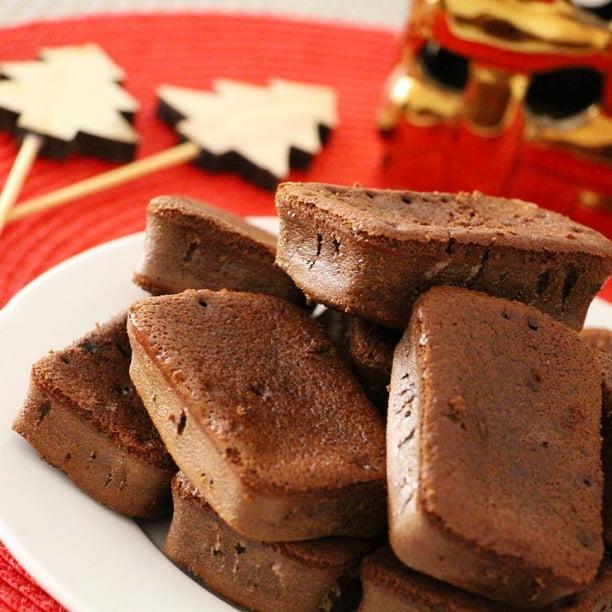 moelleux au chocolat sans beurre et sans farine. Black Bedroom Furniture Sets. Home Design Ideas