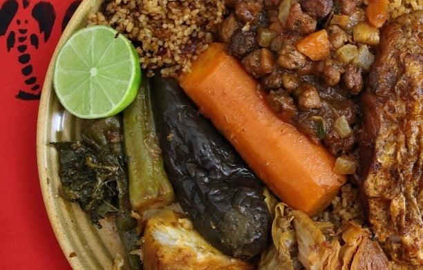Recette et Photos étape par étape: Comment faire le Tiebou Dieune (riz au poisson), le plat national sénégalais