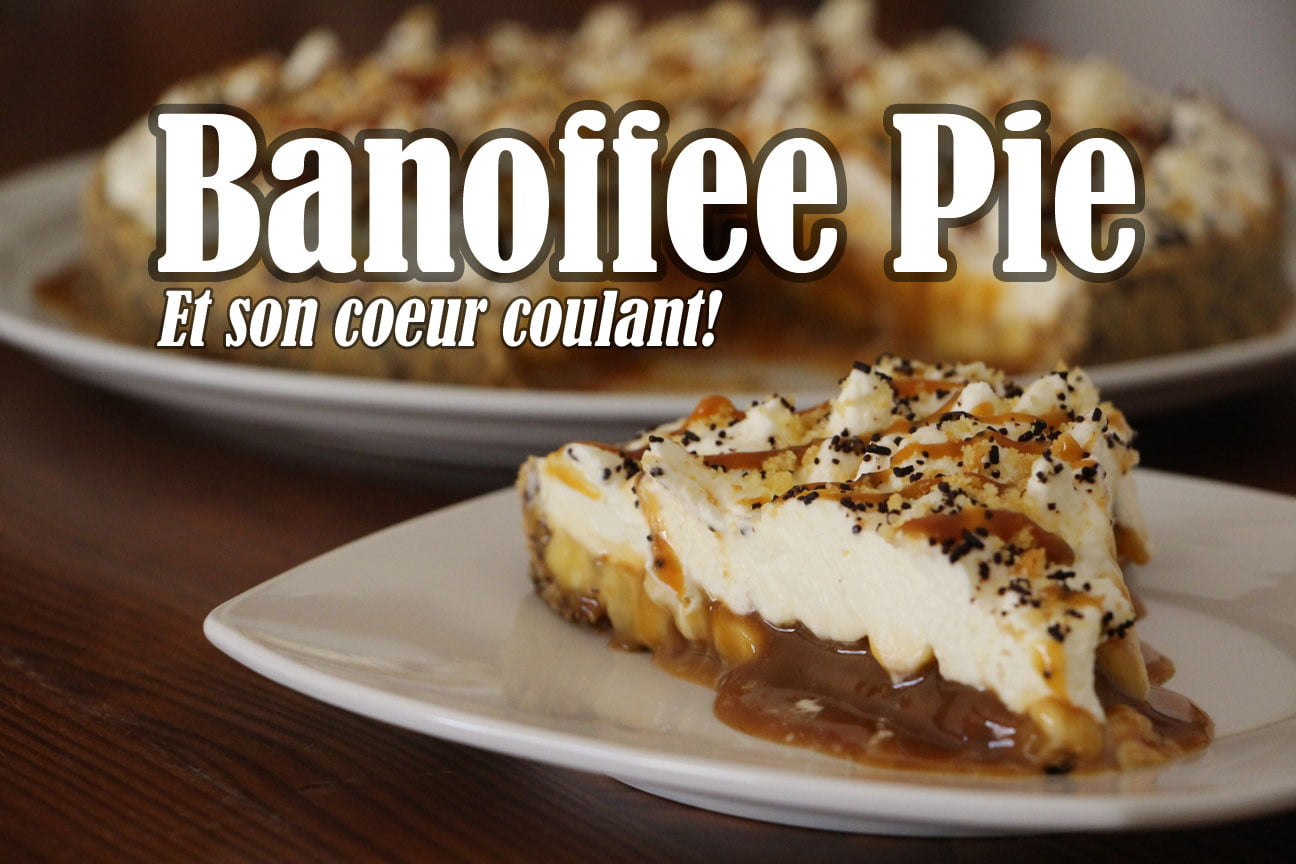 Fin - Banoffee Pie