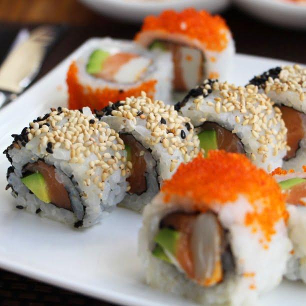 Où manger d'excellents sushis à Dakar? J'ai testé Dakysushi!