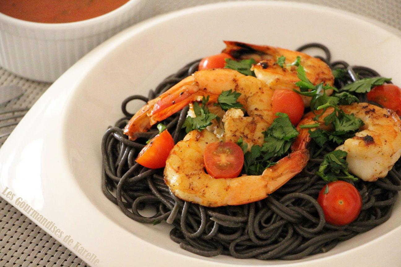 6 - Spaghetti Noire