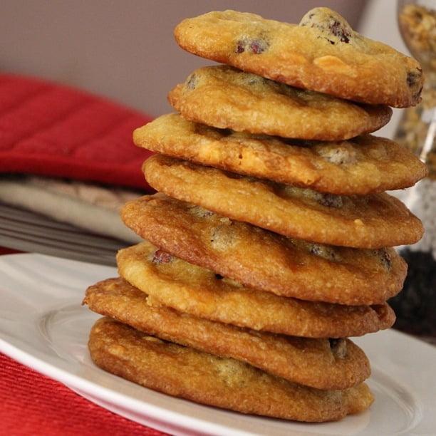 Cookies aux Noisettes et au Chocolat Blanc