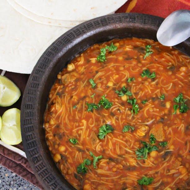 Harira, la célèbre soupe marocaine