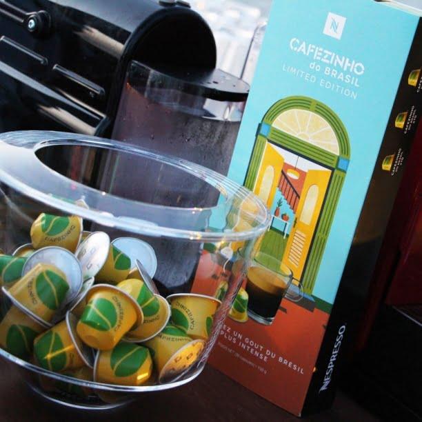 De Rio à Dakar : Revivez le lancement du #CafezinhoDoBrasil par Nespresso