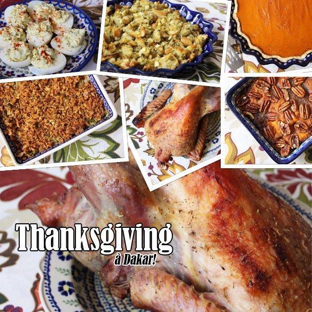 Thanksgiving se célèbre aussi à Dakar!