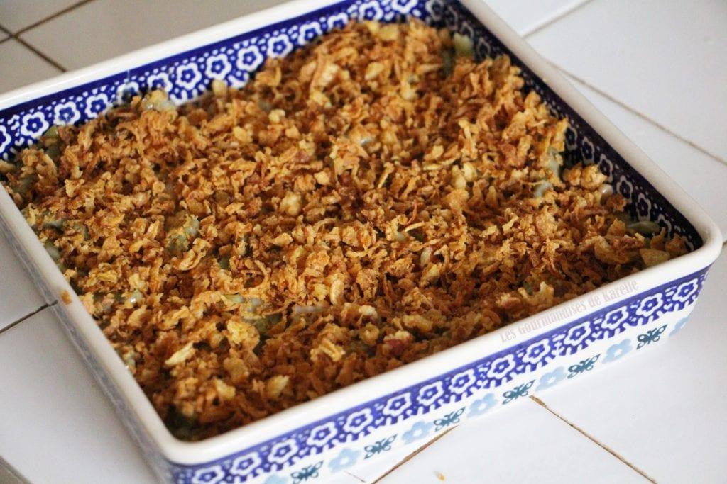 thanksgiving plat traditionnel