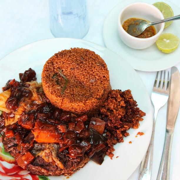 Où manger l'un des meilleurs Thiebou Diene de Dakar!