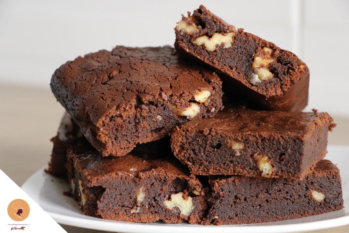 #LGDK : Brownie (la recette originale!)