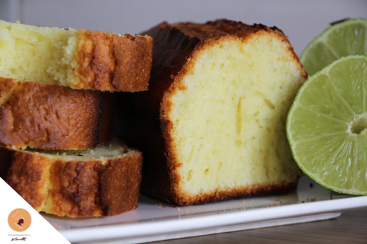 #LGDK : Cake au Citron