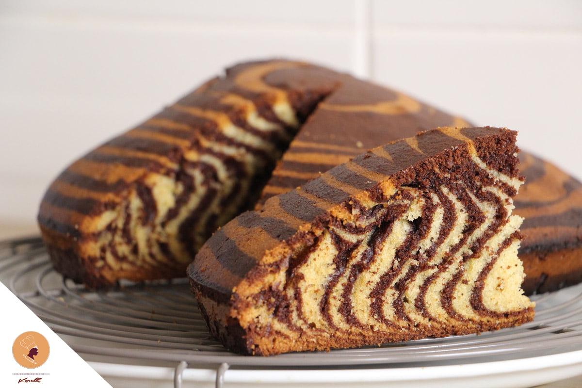 #LGDK : Zebra Cake (le gâteau zébré!)