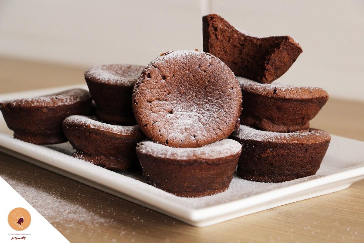 #LGDK : Minis moelleux Chocolat – Mascarpone