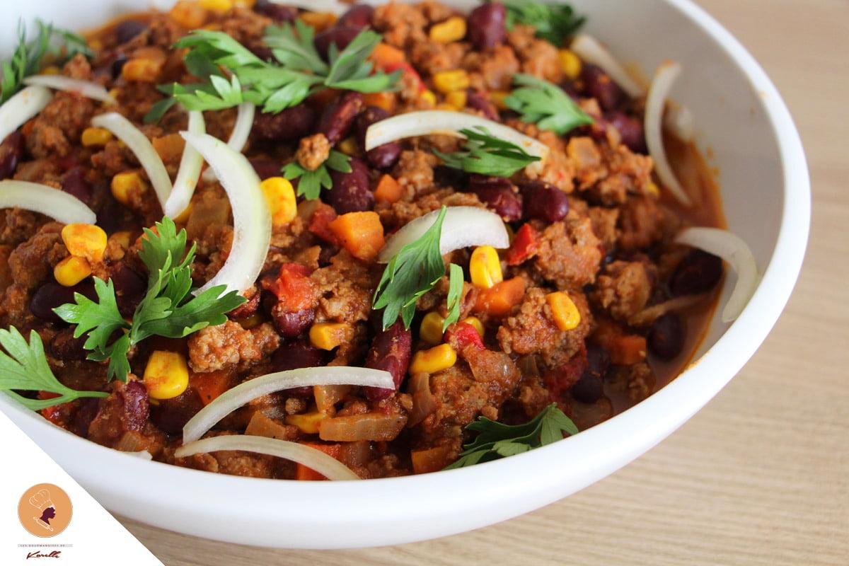 #LGDK : Chili Con Carne (la version facile!)