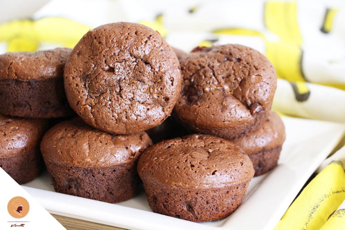 #LGDK : Petits moelleux Chocolat/Banane