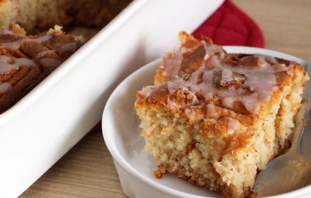 Cinnamon Rolls (délicieux roulés moelleux à la cannelle!)