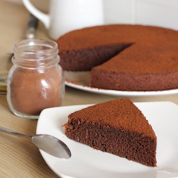 G teau moelleux au chocolat sans aucune mati re grasse - Cuisine sans matiere grasse ...