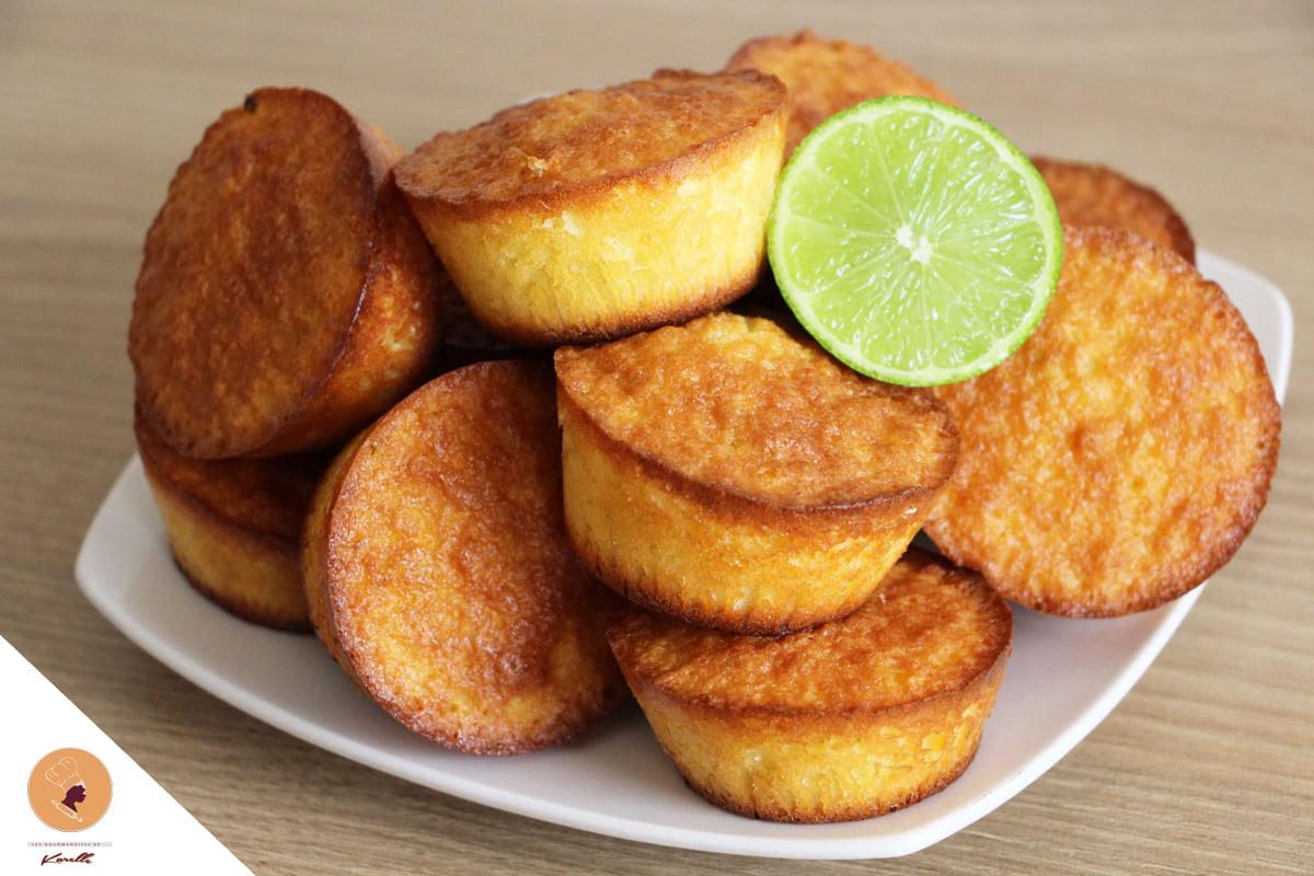 #LGDK : Petites douceurs Coco-Citron