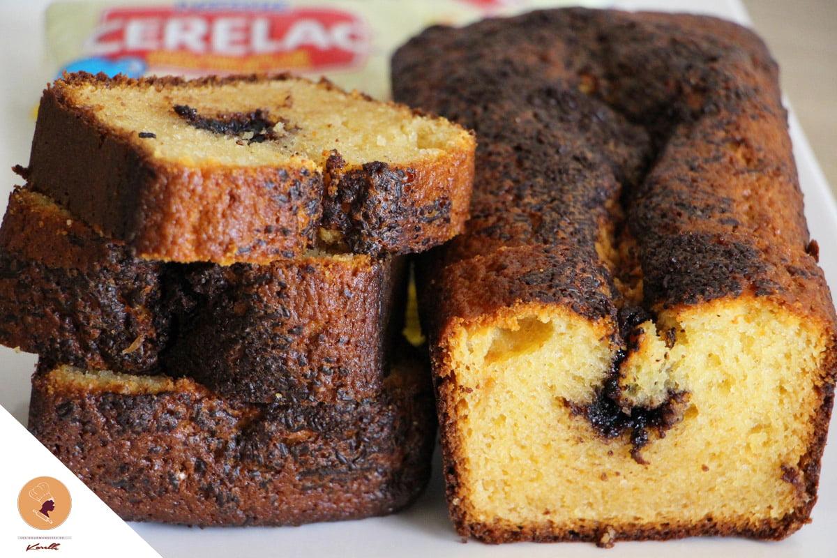 #LGDK : Cake moelleux au Cerelac!