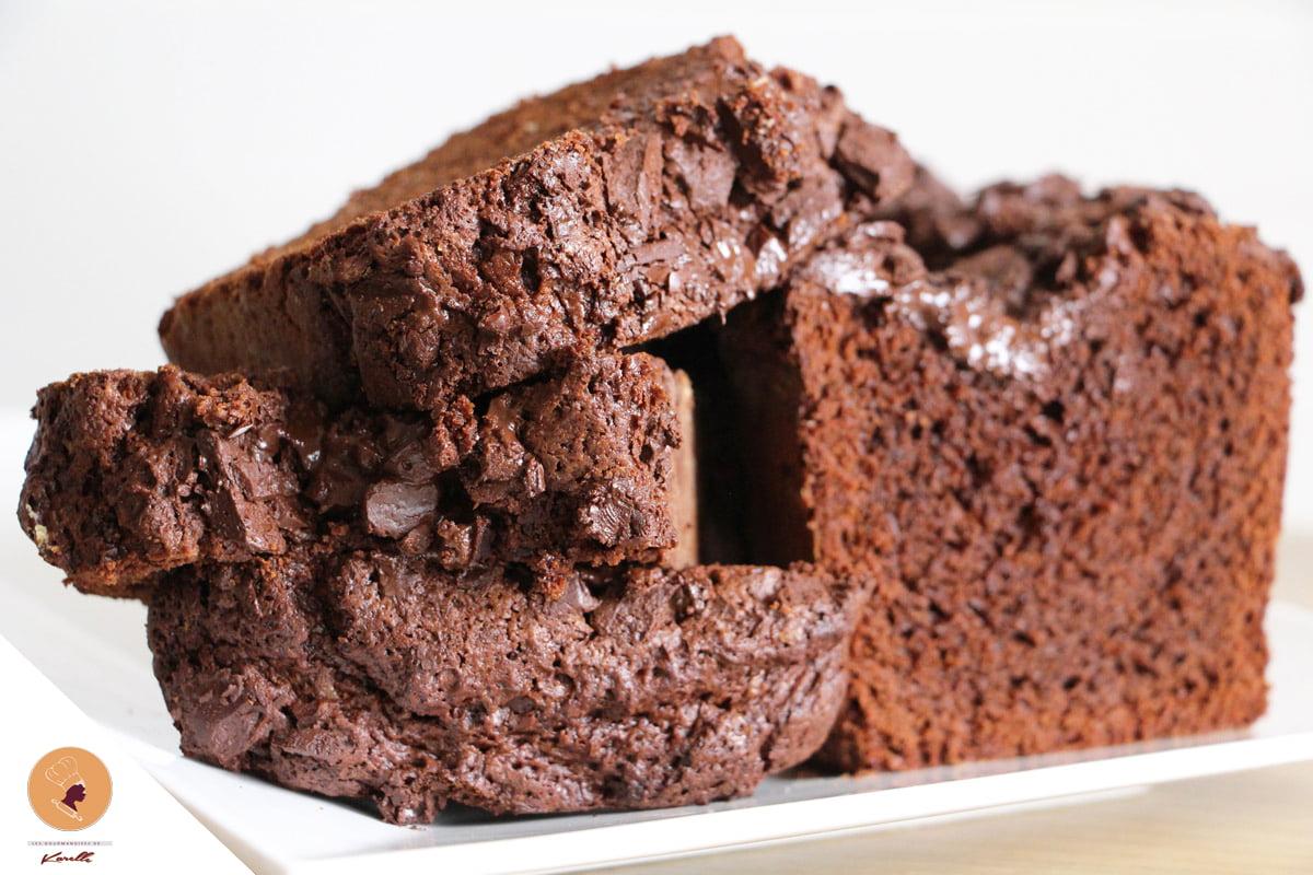 #LGDK : Cake au Chocolat