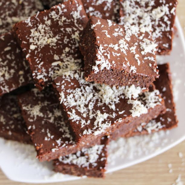 Brownie Choco-Coco