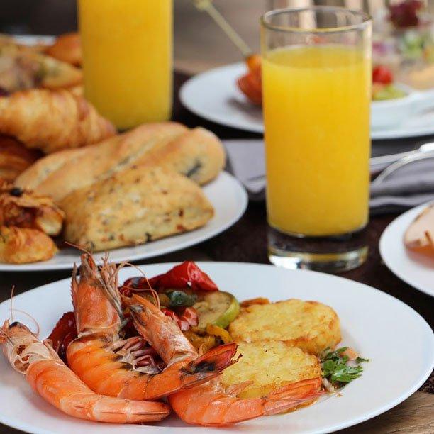 Le brunch du Pullman Dakar Teranga, un moment gourmand et familial !