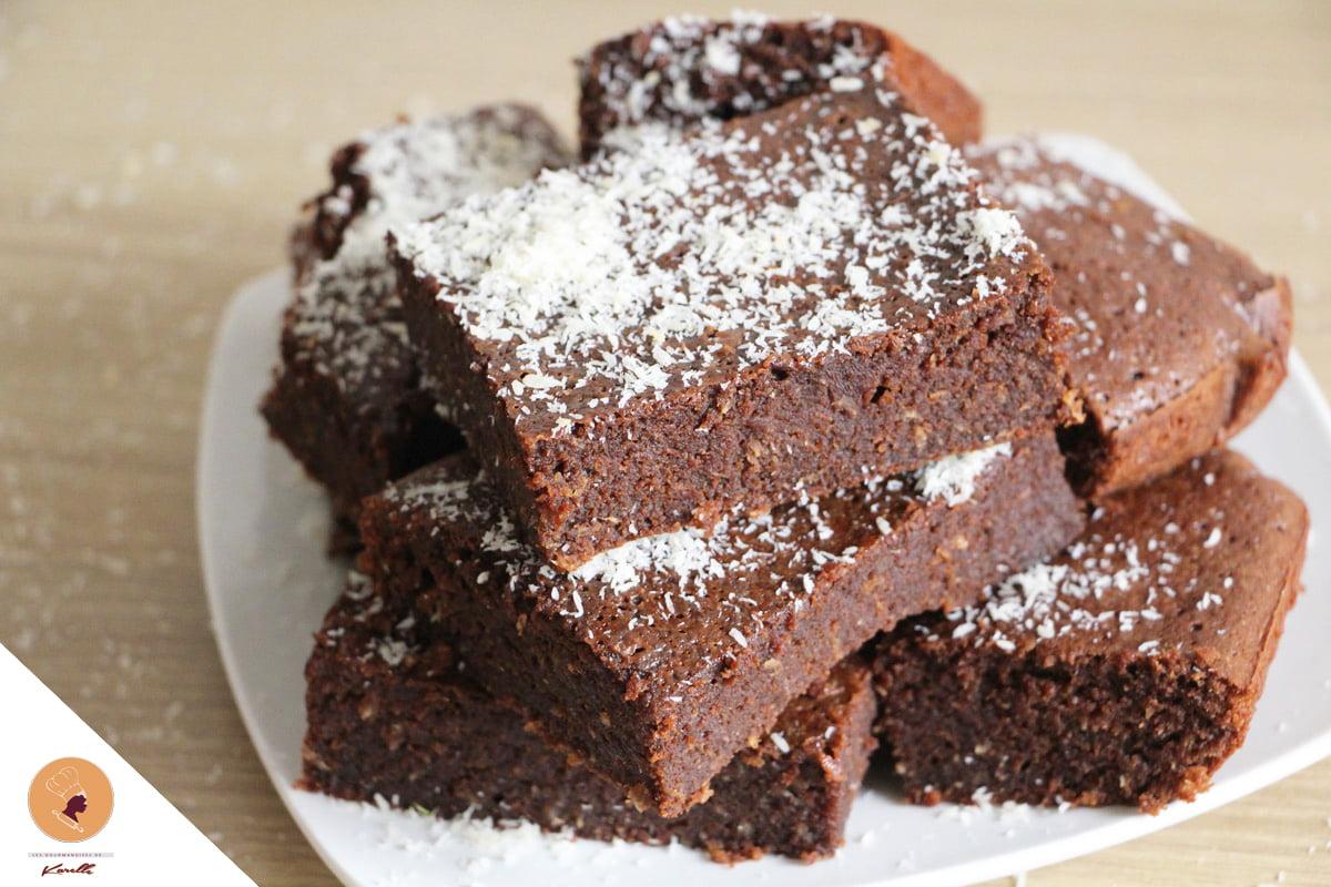 #LGDK : Brownie Choco-Coco