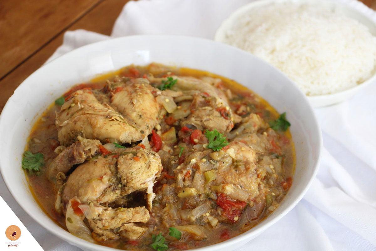 Kedjenou de poulet ivoirien - Recette de cuisine ivoirienne gratuite ...