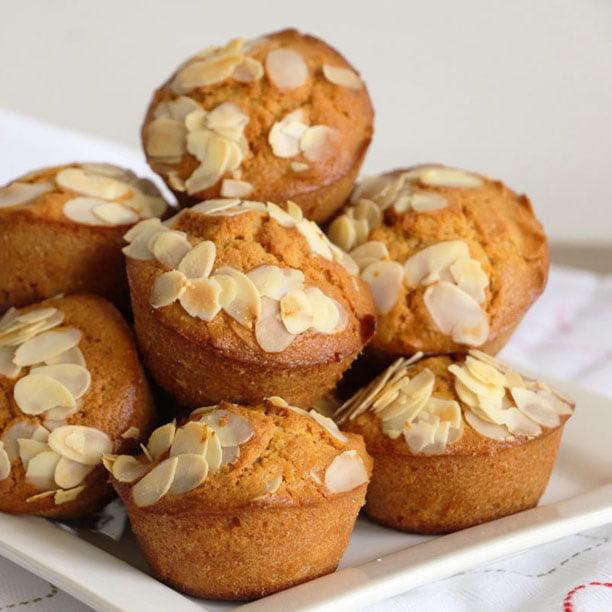 (Minis) Cakes au Miel et aux Amandes