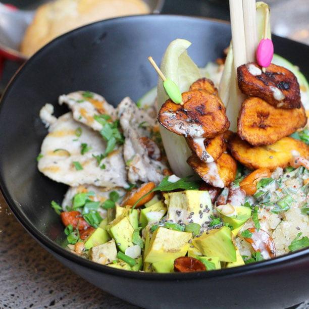 #Dakar – Restaurant La Fourchette : nouveau cadre, nouvelle carte!
