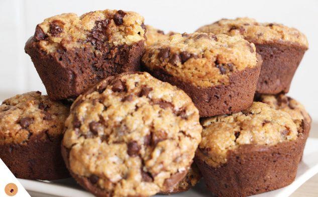 #LGDK : Brookie à tomber! (Mi-Brownie / Mi-Cookie)