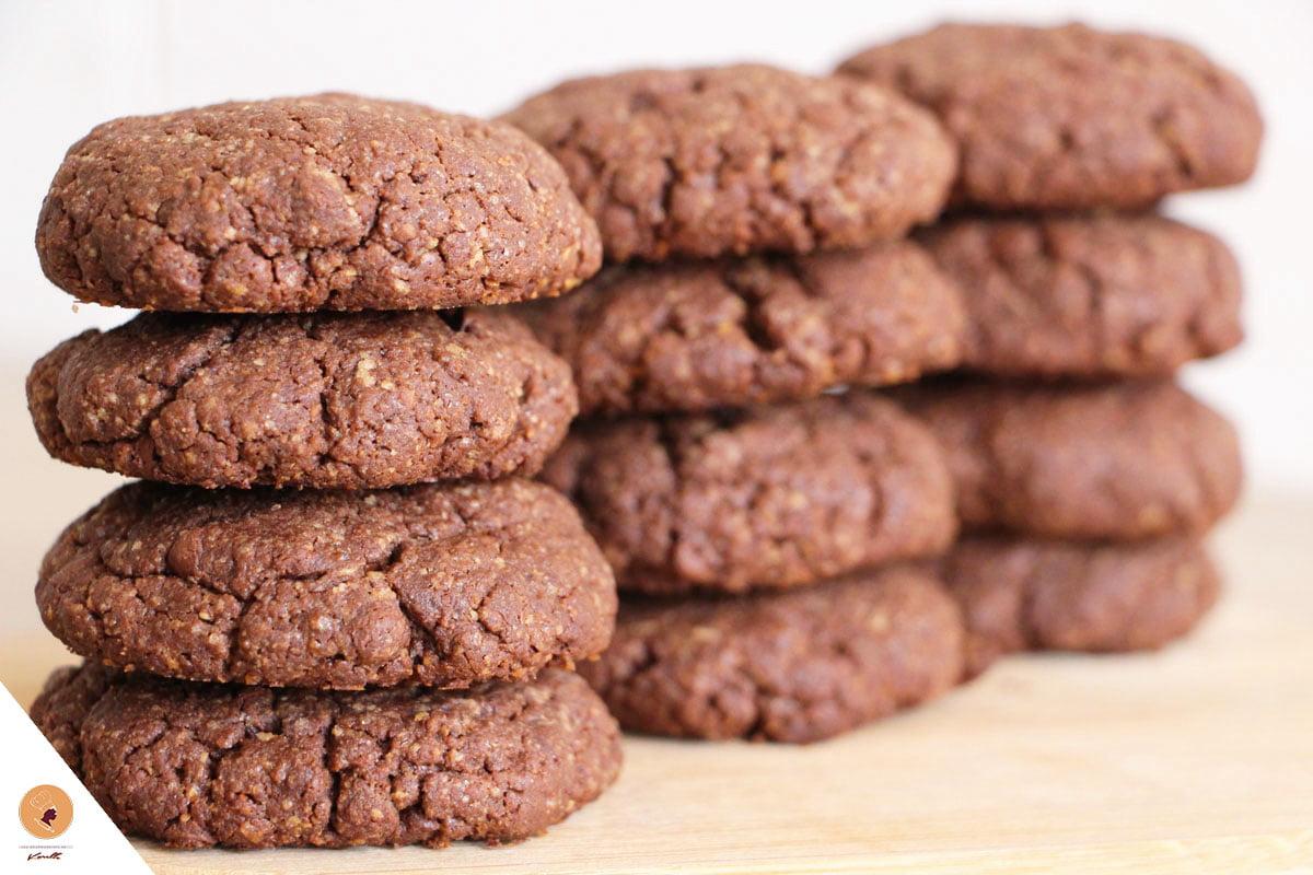 #LGDK : Cookies Double-Choco au Cerelac!