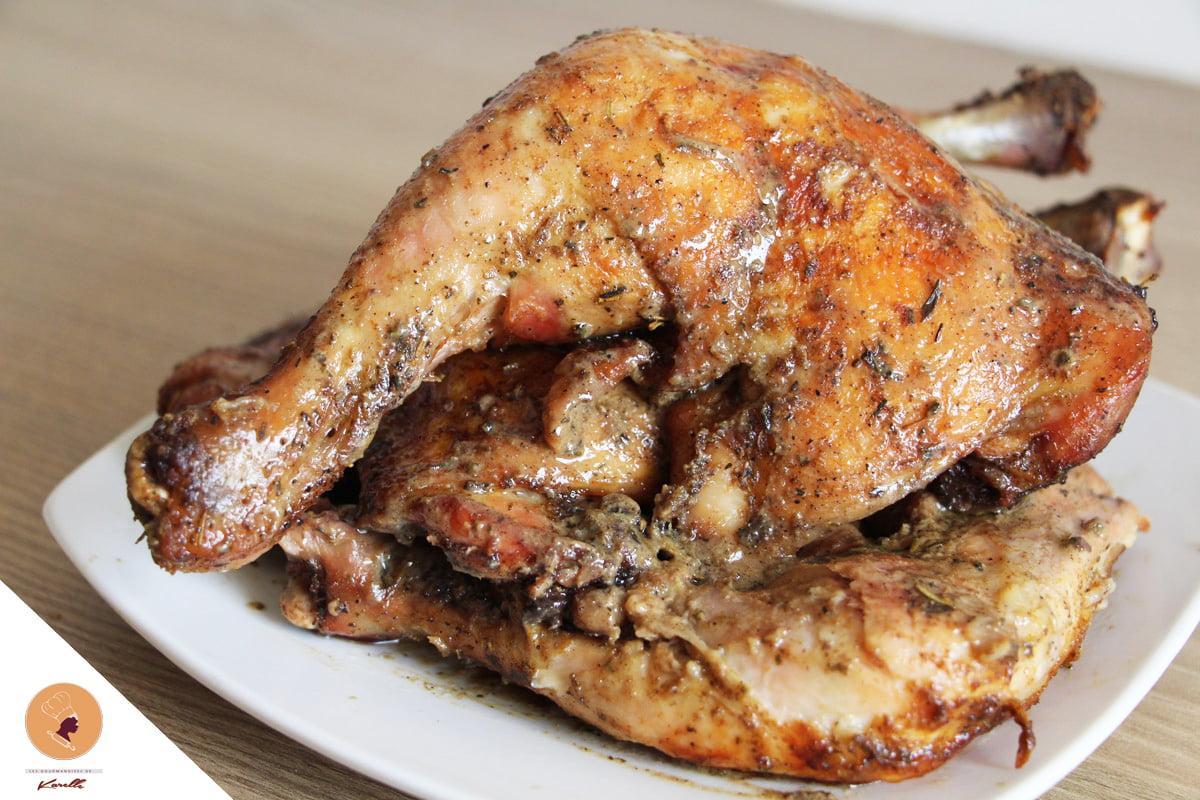 #LGDK : Cuisses de poulet, moutarde et épices