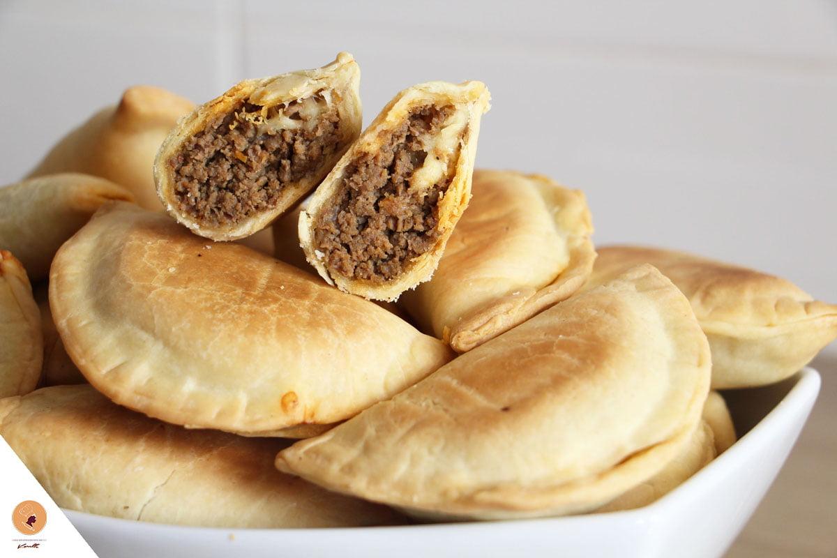 #LGDK : Les empanadas (chaussons fourrés à la viande hachée!)