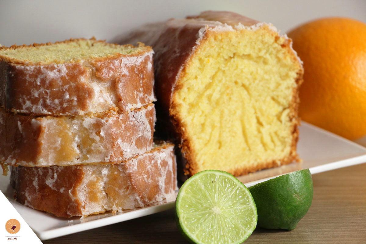 #LGDK : Cake aux agrumes