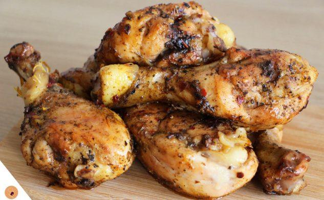 #LGDK : Pilons des poulet aux épices sèches !