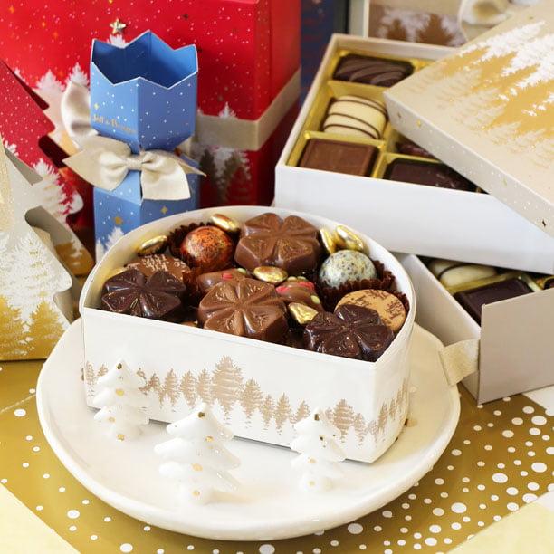 Jeff de Bruges Dakar, des fêtes tout en chocolat!
