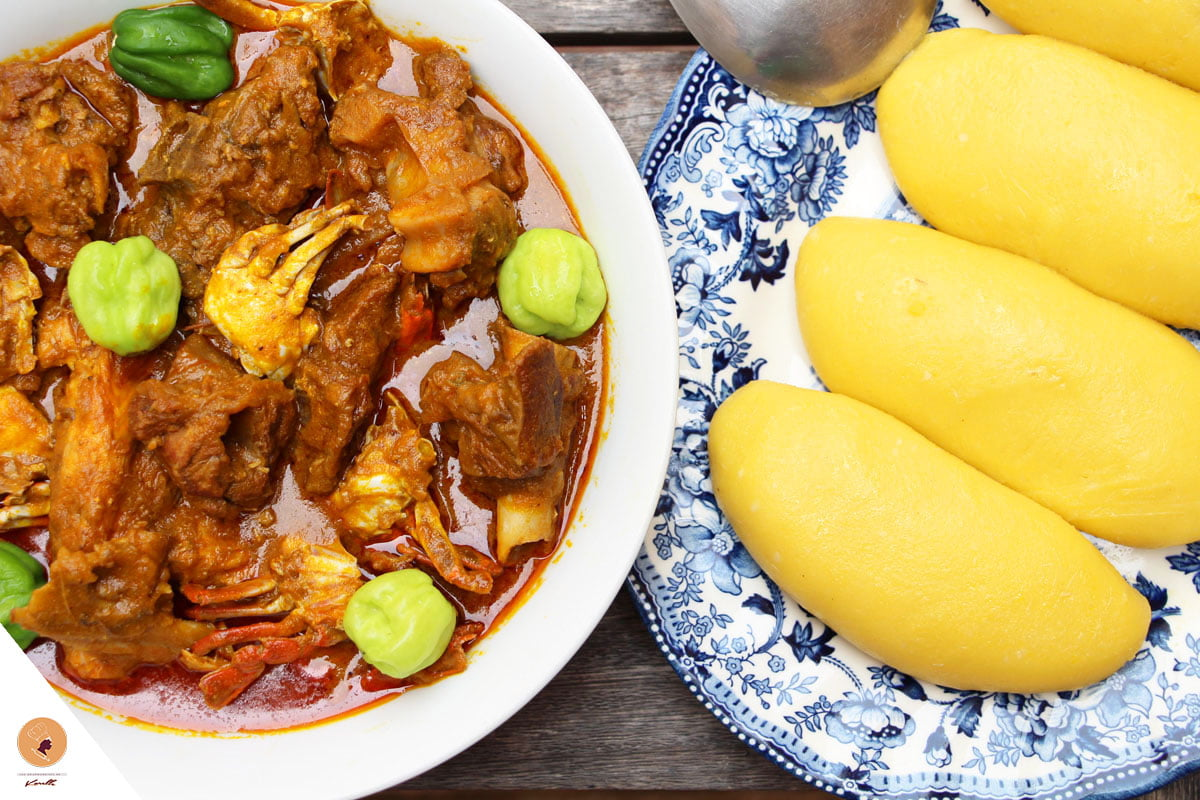 La sauce graine ivoirienne - Recette de cuisine ivoirienne gratuite ...