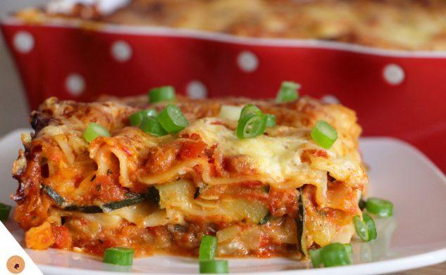 #LGDK : Lasagnes végétariennes